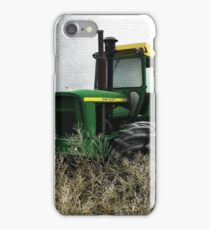 SLEEPING in the Field.... iPhone Case/Skin
