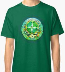 Shamrock Stealie Classic T-Shirt