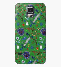 Funda/vinilo para Samsung Galaxy Leyenda de los artículos de Zelda