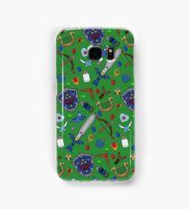Legend of Zelda Items Samsung Galaxy Case/Skin