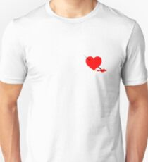Castle Heart  Unisex T-Shirt