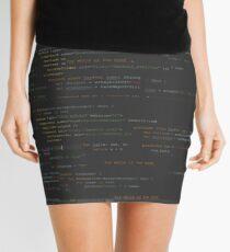 Code2 Mini Skirt