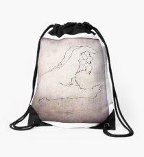Claw Drawstring Bag