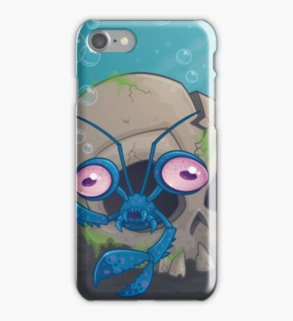 Eye Crustacea iPhone Case/Skin
