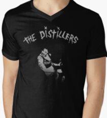 Camiseta de cuello en V Los destiladores