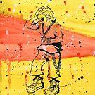 Beat Splatter by Adlaya