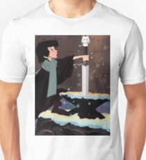 Who Is The King In The North? Unisex T-Shirt