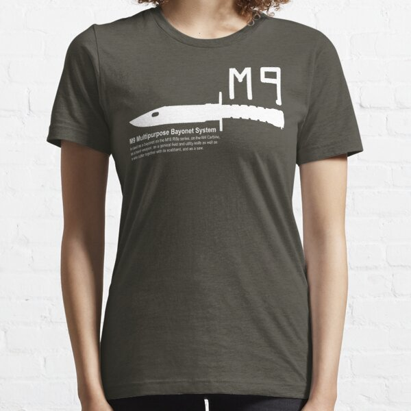 M9 Bayonet Essential T-Shirt