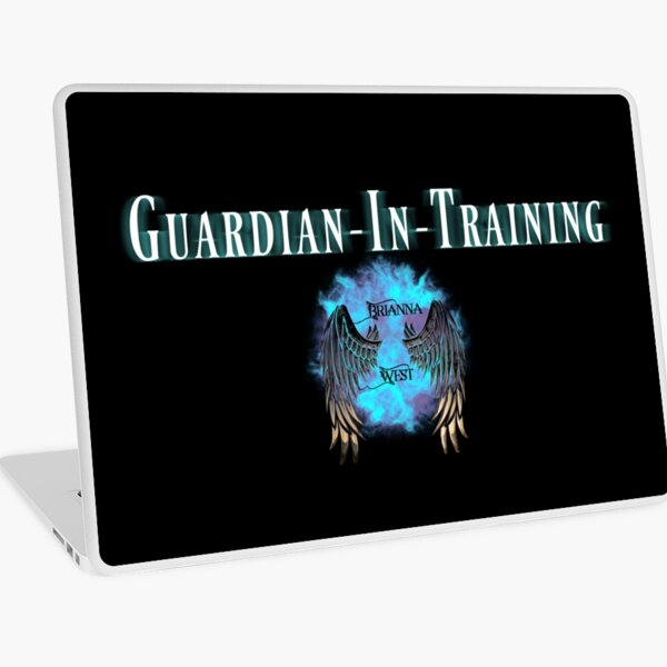 Guardian-In-Training Laptop Skin