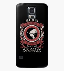 ONLY THE BEST TAKE AN ARROW TO THE KNEE Case/Skin for Samsung Galaxy