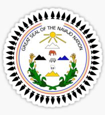 Navajo Nation  Sticker