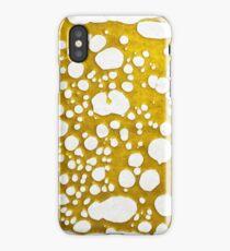 Gold Slab III iPhone Case/Skin