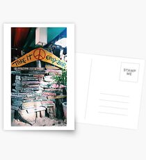 Take it easy bar Cartes postales