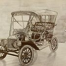 Model T Ford 1909 I by Kashmere1646