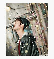 BTS You Never Walk Alone Jin Photographic Print