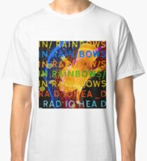 In Rainbows Artwork Reproduction using watercolours, ink and photoshop Classic T-Shirt