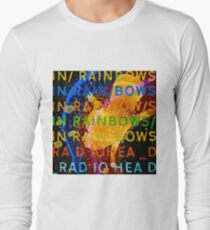In Rainbows Artwork Reproduction using watercolours, ink and photoshop Long Sleeve T-Shirt
