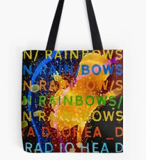 In Rainbows Artwork Reproduction using watercolours, ink and photoshop Tote Bag