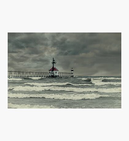 Saint Joseph Lighthouse  Photographic Print