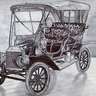 Model T Ford 1909 II by Kashmere1646
