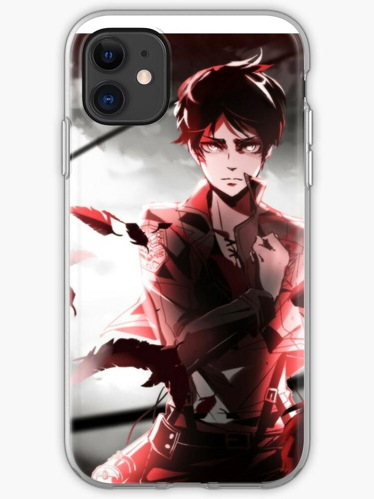 coque iphone 8 shingeki no kyojin