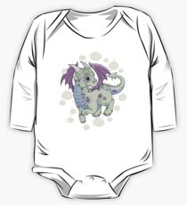 Dragon in the Clouds One Piece - Long Sleeve
