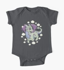 Dragon in the Clouds One Piece - Short Sleeve