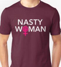 Powerful Nasty Woman T-Shirt