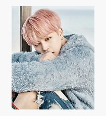 BTS You Never Walk Alone Jimin Photographic Print