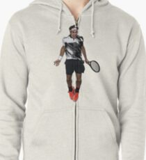 Federer 2017 Celebration Zipped Hoodie