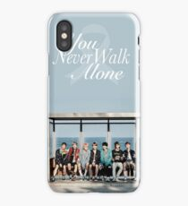 BTS - You Never Walk Alone iPhone Case