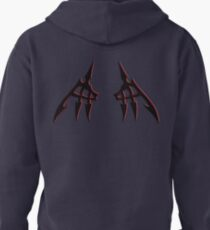 The World Ends with You - Reaper wings Pullover Hoodie