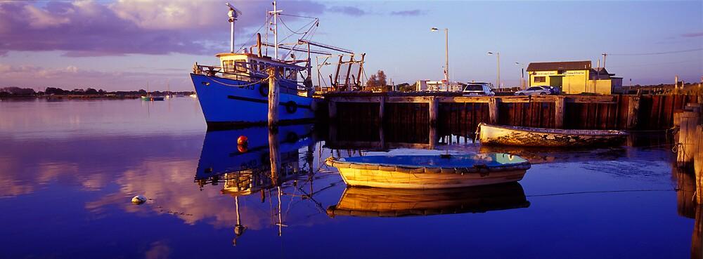 Fishermans CoOp - Queenscliff - Victoria by James Pierce