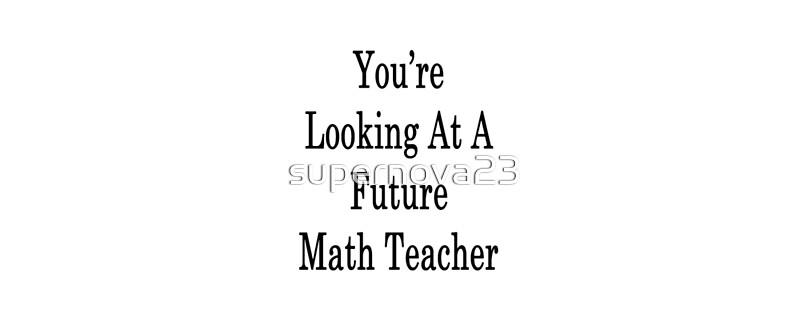 math in future