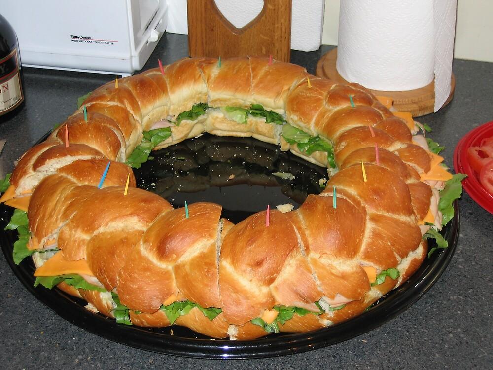 Big Sandwich by JessicaC