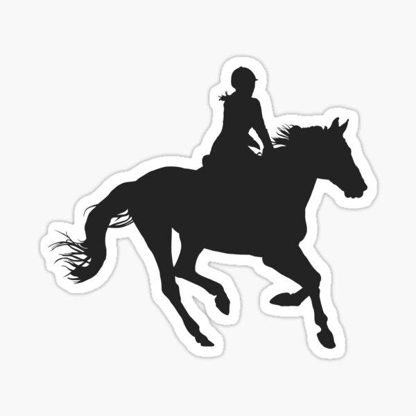 Horse emblem Sticker