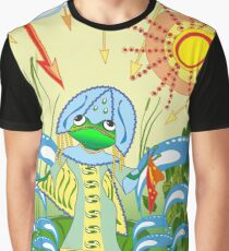 Frog the Princess Graphic T-Shirt