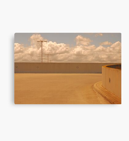 HIGHPOINT DRIVE Canvas Print