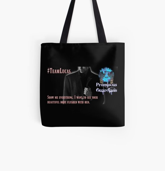 #TeamLucas All Over Print Tote Bag
