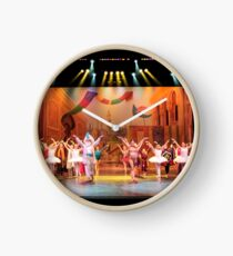 Aladdin Group Stage Photo Clock
