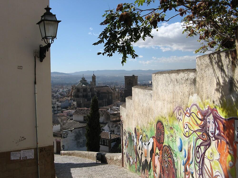 Cathedral, Granada by Killjoy