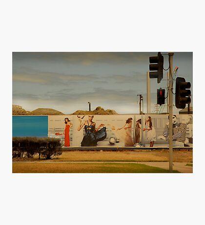 traffic lights Photographic Print