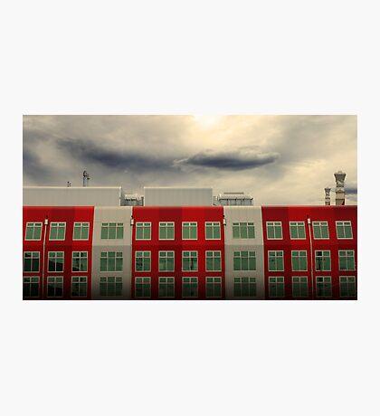MFB Building 3 Photographic Print
