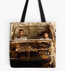 If it can still drive... Tote Bag