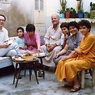 Syrian 1990 Arab Family by Pilgrim