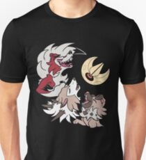 3 PokeMoon Unisex T-Shirt