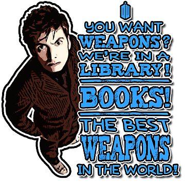 BOOKS! by DeviantNerd