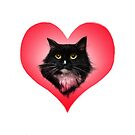 Princess heart by Patricia Reeder Eubank