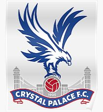 Crystale Palace F.C Poster