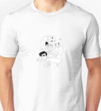 Safari Man - i'm home Unisex T-Shirt